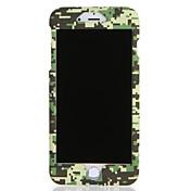 애플 아이폰 7 7plus 케이스 커버 패턴 전신 케이스 위장 컬러 하드 PC 6s 플러스 6 플러스 6s 6