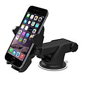 Ziqiao soporte de soporte de montaje de coche soporte 360 grados de rotación universal de los parabrisas brazo largo smartphone coche