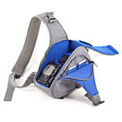 SLR-가방--원숄더--블랙 그레이 블루