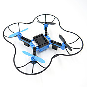 Dron T11 4 Canales 6 Ejes - Iluminación LED Retorno Con Un Botón Modo De Control Directo Vuelo Invertido De 360 GradosQuadcopter RC Mando