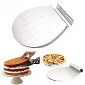 1 Moldes para pasteles Pan Pastel Galleta Pizza para la empanada para la pizzaAcero Inoxidable + ABS de Grado A Acero Inoxidable / Hierro