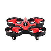 Dron GW010 4 Canales 6 Ejes Iluminación LED Retorno Con Un Botón Modo De Control Directo Vuelo Invertido De 360 Grados Quadcopter RC