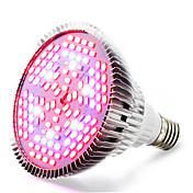 50W E27 Luces LED para Crecimiento Vegetal 120 SMD 5730 4000-5000 lm Blanco Cálido Rojo Azul UV (Luz Negra) V 1 pieza