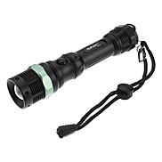 LED Taschenlampen / Hand Taschenlampen (einstellbarer Fokus / Wiederaufladbar / Taktisch / Notwehr / Wasserdicht / Stoßfest) - LED 3