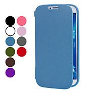 Elegantes Design TPU Full Body Tasche für Samsung Galaxy i9500 S4 (verschiedene Farben)