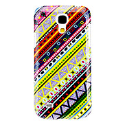 Exotic Striated Hard Case for Samsung Galaxy S4 Mini I9190