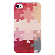 Puzzle Back Case for iPhone 4/4S