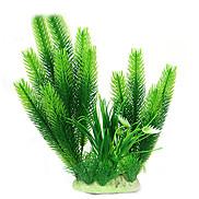20cm Green Simulation Plants for Fish Tank Decoration