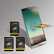Russian Spanish Engish Version 0.26mm 2.5D Arc edge Premium Tempered Glass Screen Protector for LG G3 D858