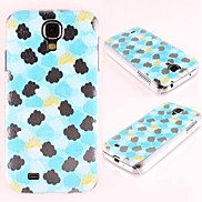 Colorful Little Cloud Patterns PC Hard Case for Samsung S4 I9500