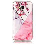 For Samsung Galaxy J3 J5 (2017) Case Cover Marble High Definition Pattern TPU Material IMD Technology Soft Package Mobile Phone Case  J3 J5 J7 (2016)