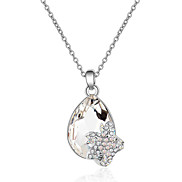 Women's Pendant Necklaces Jewelry Jewelry Rhinestone Alloy Unique Design Euramerican Fashion Jewelry 147Party Other Ceremony Evening