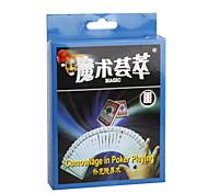 camuflaje en jugar el póker (juego de magia encantadora fiesta)