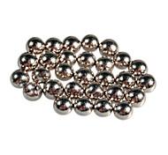 Neodymium NIB Magnet Spheres (6mm / 20-Pack)