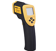 Infrared Digital Thermometer Gun with Laser Sight-Black&Yellow(DT8530)