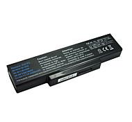 batterie d'ordinateur portable pour ASUS F3 remplacement Z53 série