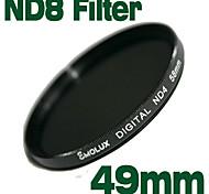 emolux de densidad neutra de 49mm ND8 filtro (sqm6008)