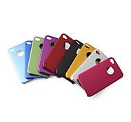 Custodia rigida in alluminio per iPhone 4 - Colori assortiti