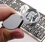 10 x 21 mm Jeweller's Loupe Magnifier Glass