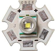 Cree XR-E P4 LED emisor de luz de linterna estrella