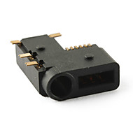 Replacement Earphone Jack Socket Module Repair Parts for PSP 1000