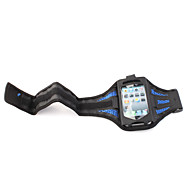 premium sports brassard pour 4/itouch Apple iPhone 4 - bleu