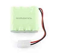 1800mAh 9.6v AA Ni-MH batería recargable (8-pack)