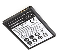 1800mAh Replacement Battery for Samsung Galaxy SⅡ i9100