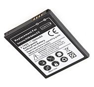 Samsung Galaxy S2 Reservebatterij 1800mAh