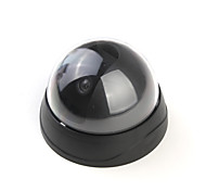Videocamera di sicurezza con LED lampeggiante e sensore di movimento PIR