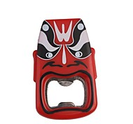 Drama Mask Jet Lighter With Portable Bottle Opener