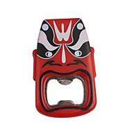 Drama Mask Jet Lighter With Portable Bottle Opener