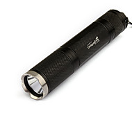 UniqueFire UF-2100 3-Mode Cree XM-L T6 LED Flashlight Set (1000LM, 1x18650)