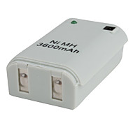 USB Battery Pack for Xbox 360 (3600mAh)