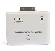 Portable Mobile Charger External Battery 1000mAh for iPhone/ iPad / iPod