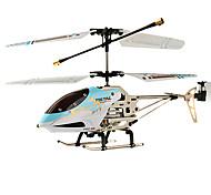 metalen frame oplaadbare 3.5-kanaals R / C indoor helicopter