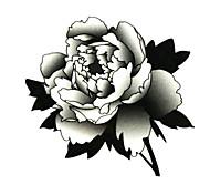 5 Pcs Flower Waterproof Temporary Tattoo(6m*6cm)