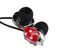 3,5 mm stéréo haute qualité de la mode beatles in-ear casque mp3/mp4