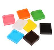 cristal de protección tarjeta de cubierta de la caja para NDSL (colores surtidos)