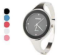 Quarz Armbanduhr für Frauen