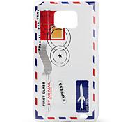 Samsung Galaxy S2 i9100  Postkaarthoesje