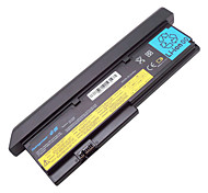 9 CELL Battery for IBM Lenovo ThinkPad X200 X200S X201 X201S X201i 42T4650 43R9253 42T4534 42T4535 42T4536 42T4537