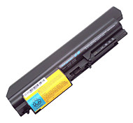 "Battery for Lenovo ThinkPad R61 T61 R61I T61P Series(14.1"" widescreen) R400 T400 42T5225 43R2499 42T4530 42T4531 42T5227"