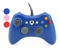 Wired USB Game Controller for Xbox 360 (Assorted Colors)
