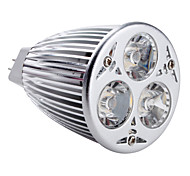 6W GU5.3(MR16) LED Spot Lampen MR16 3 High Power LED 540 lm Natürliches Weiß DC 12 V