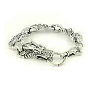Men's Cuff Bracelet Stainless Steel