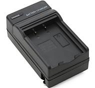 câmera digital e carregador de bateria para câmera casio cnp20 e dm5370