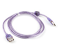 Universal USB Extension Cable for PS3 and PC (Purple)