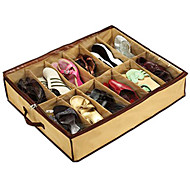 Storage Boxes Textile withFeature is Lidded , For Shoes
