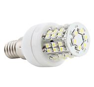 Bombillas LED de Mazorca E14 3W 48 SMD 3528 150 LM Blanco Natural AC 100-240 V